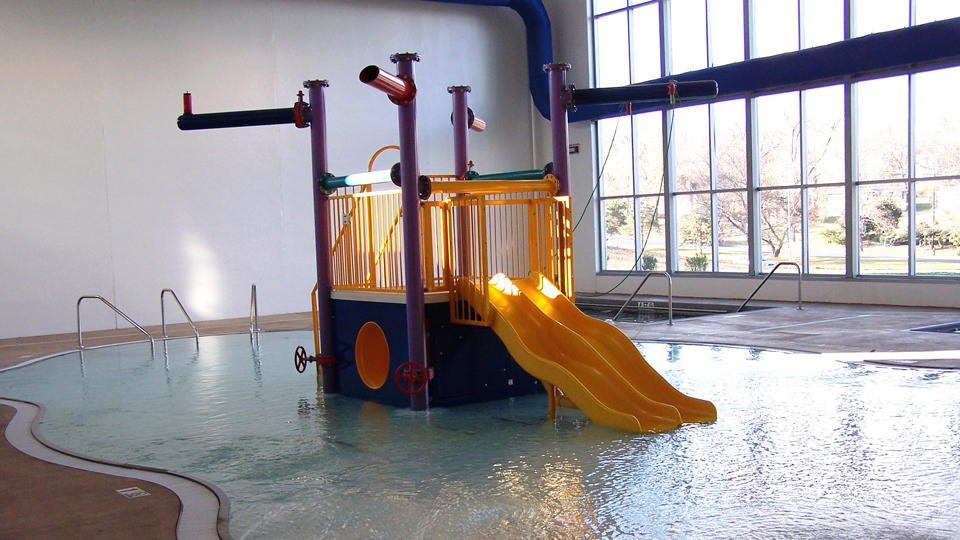 Charming Southeast Community Center Indoor Pool