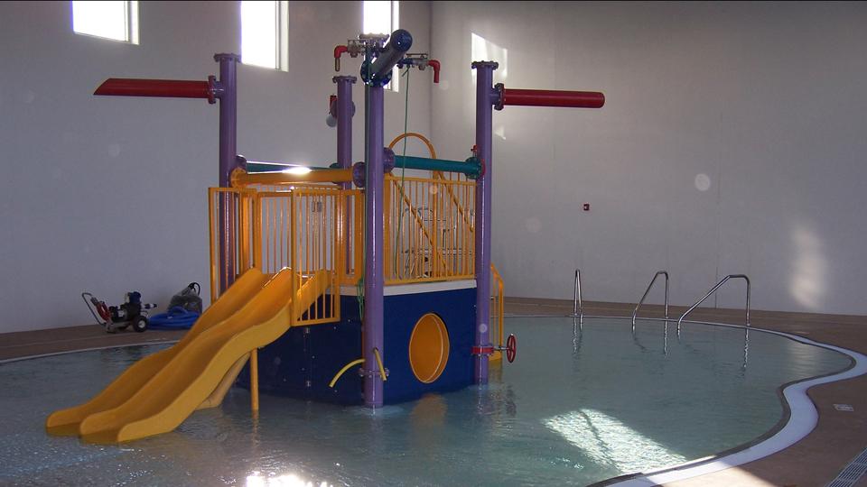 Southeast Community Center Indoor Pool