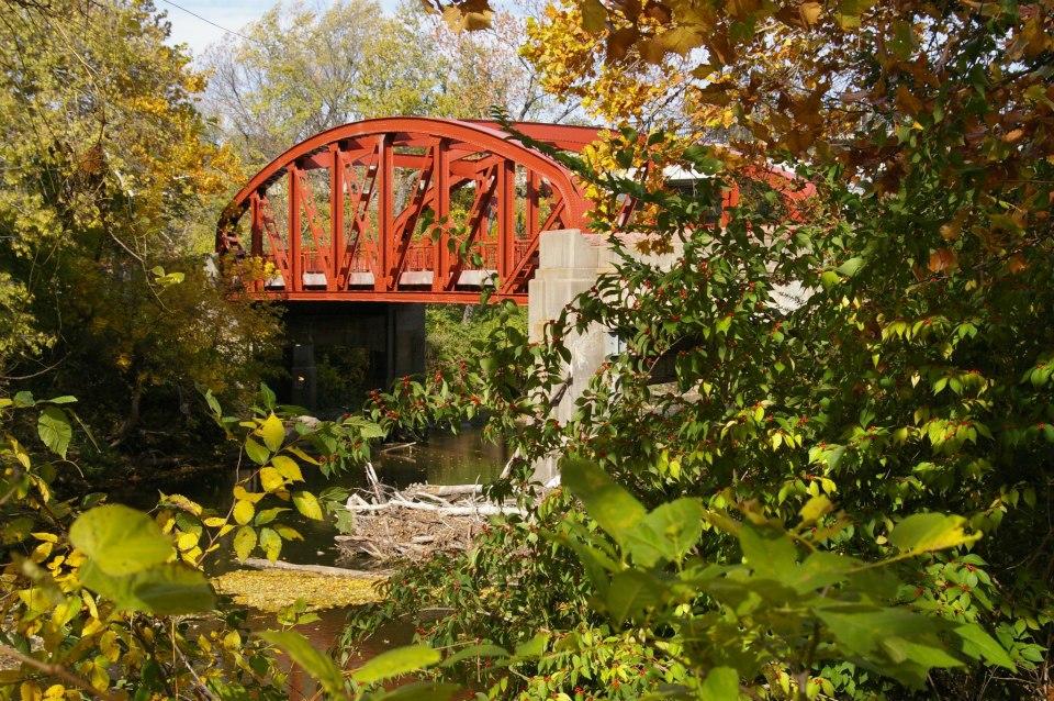 Old Red Bridge Kansas City