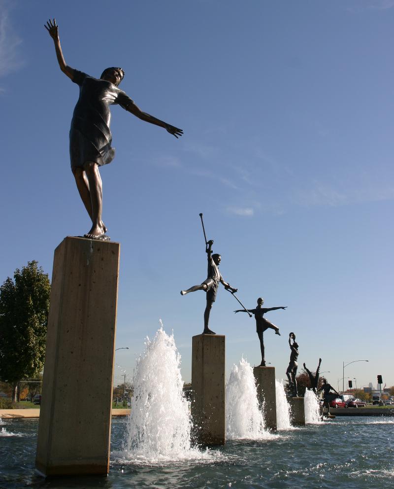 Media Advisory: Fountain Day 2013