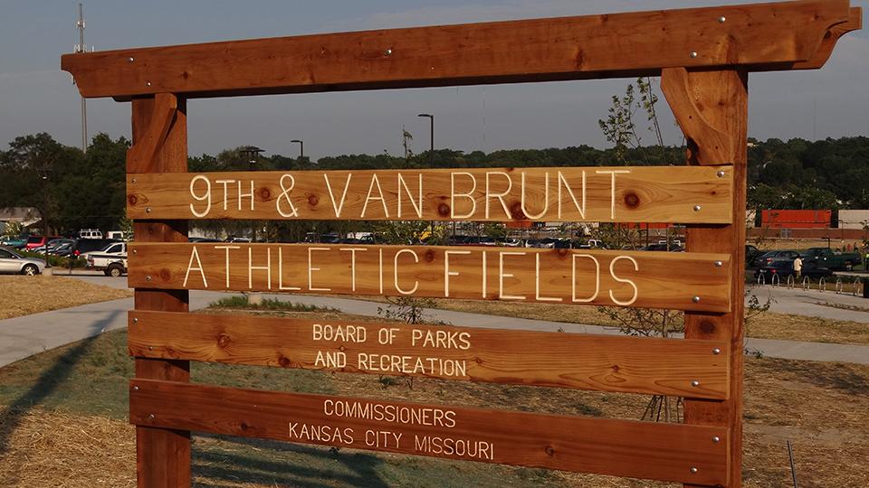 9th & Van Brunt Athletic Fields Park