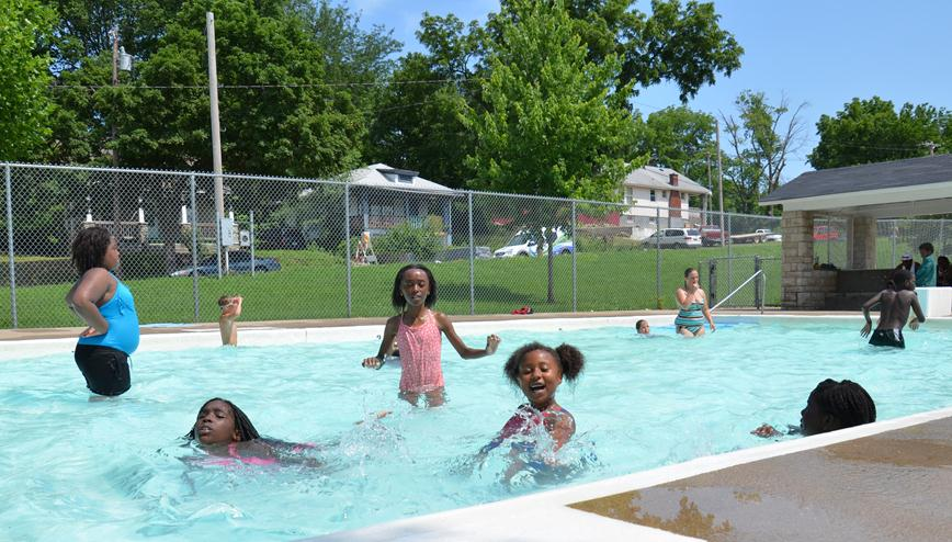 Ashland Square Pool