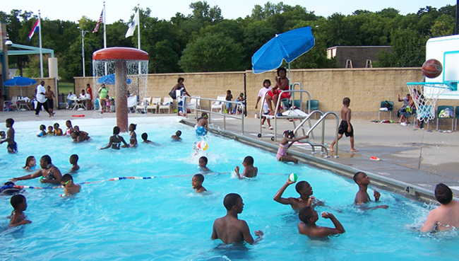 Brush Creek Community Center Pool