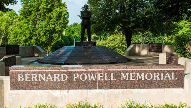 Bernard Powell Memorial Fountain - KC Parks and Rec