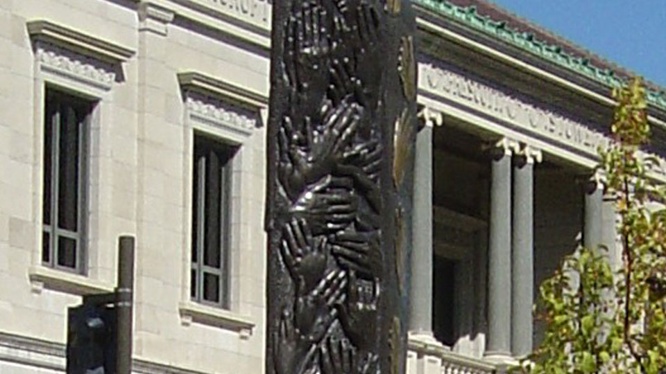 Bill Of Rights Monument
