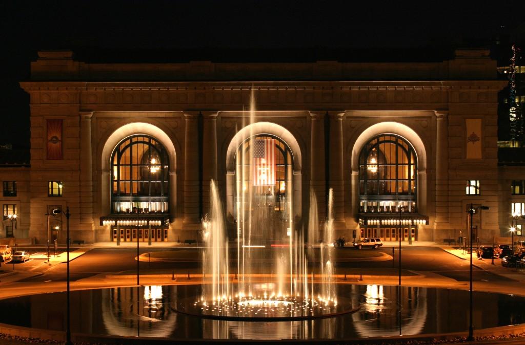 Henry Wollman Bloch Fountain