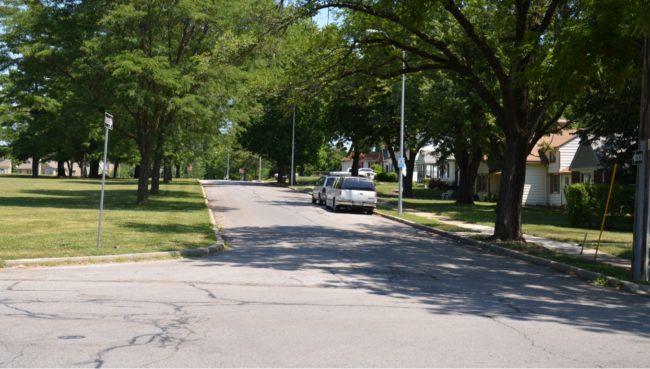 Blue Hills Road