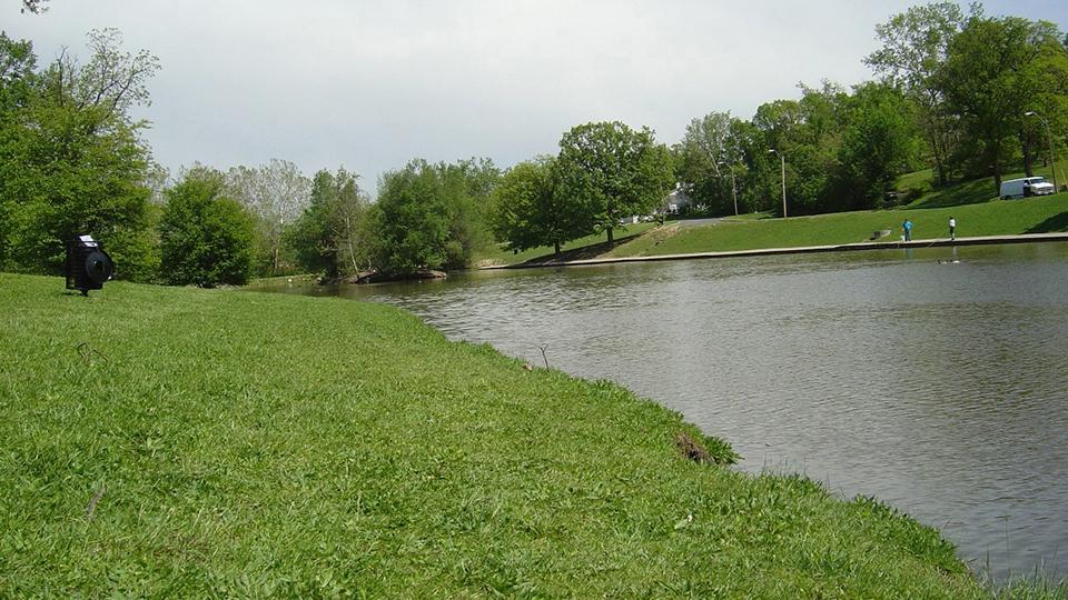 Chaumiere Lake