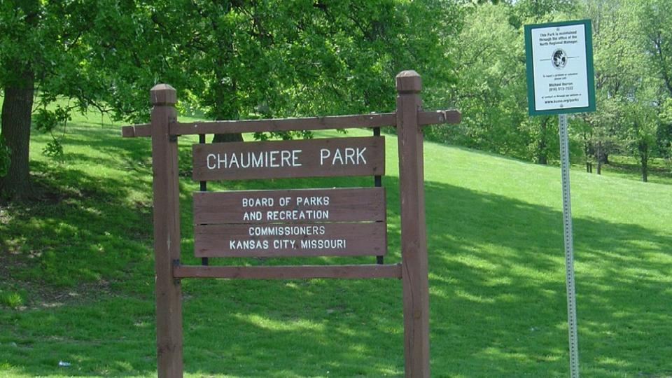 Chaumiere Woods Park