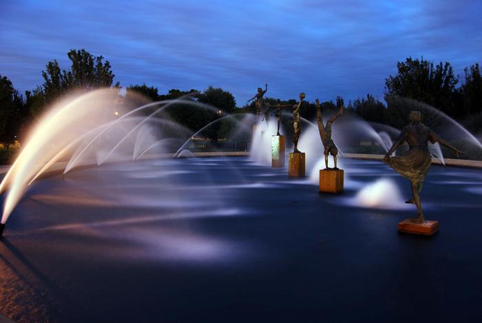Parks Spotlight: Children's Fountain