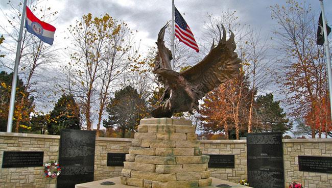Clay County Veterans Memorial