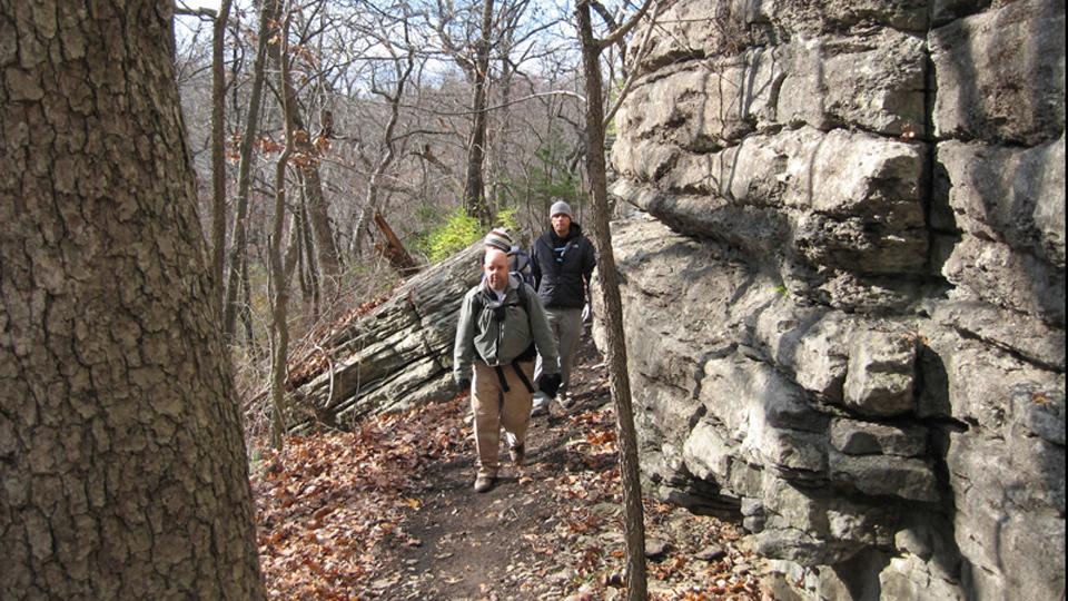 Swope Park Trail