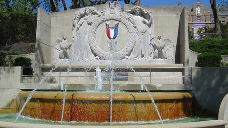 City of Fountains Foundation announces first major donation to help restore one of Kansas City's landmark fountains