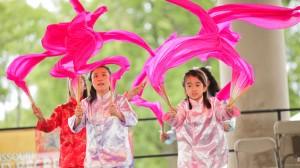 Ethnic Dancers