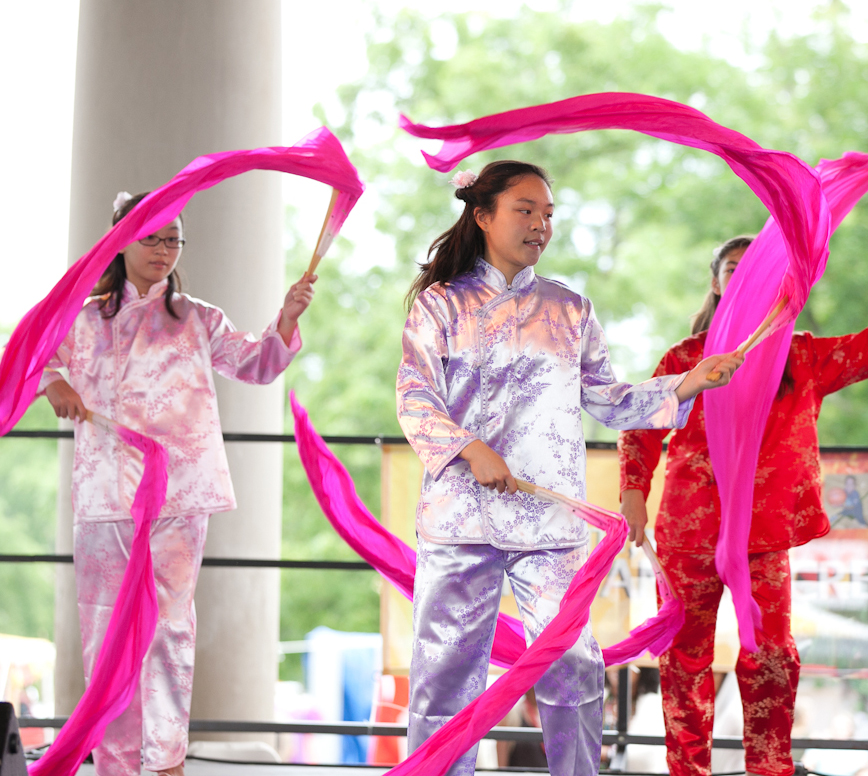 {NEWS} Ethnic Enrichment Festival this Weekend