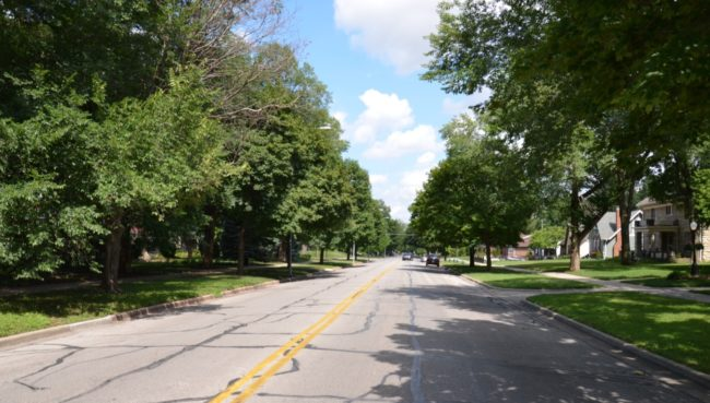 Gladstone Boulevard