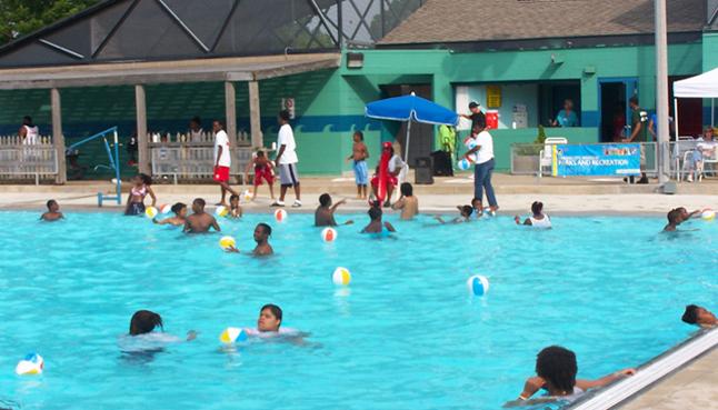Grove Park Pool