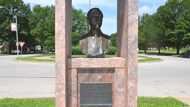 Delbert J. Haff Memorial