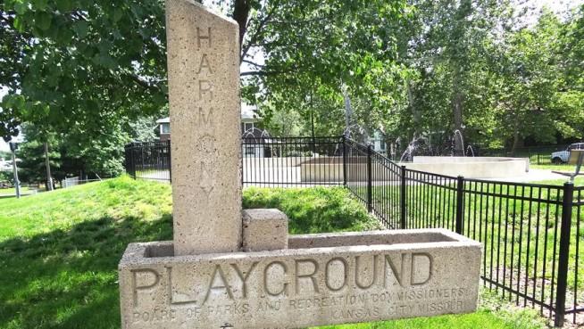 Harmony Park Sprayground