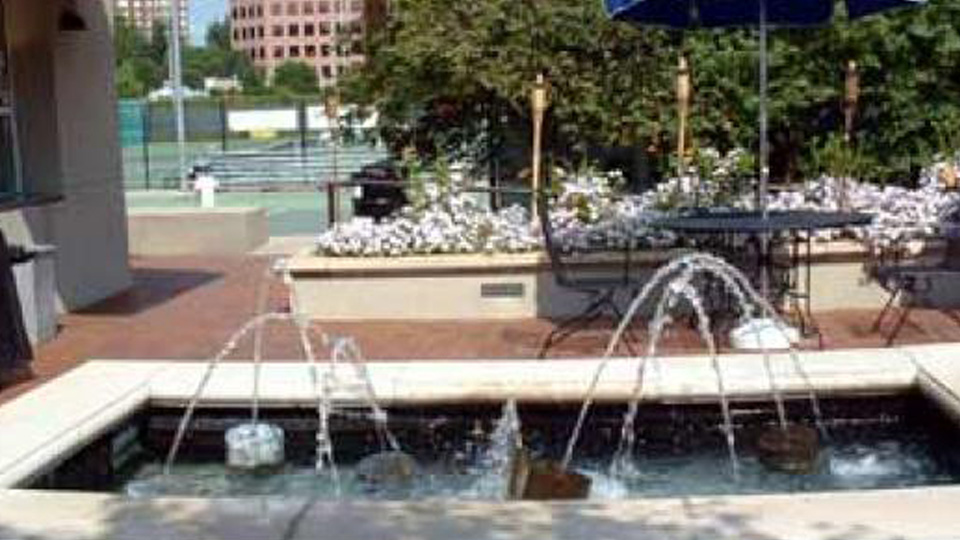 Helen Spradling Boylan Memorial Fountain