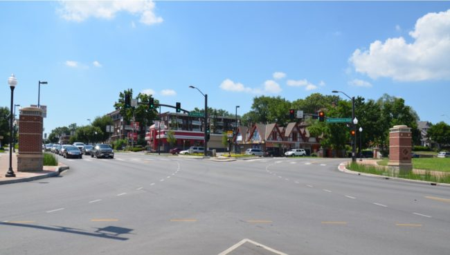 Independence Boulevard
