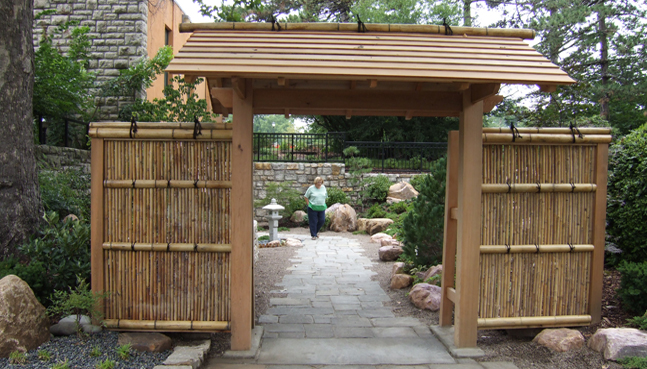 Garden Sheds Kansas City japanese tea room and garden | kc parks & recreation facilities