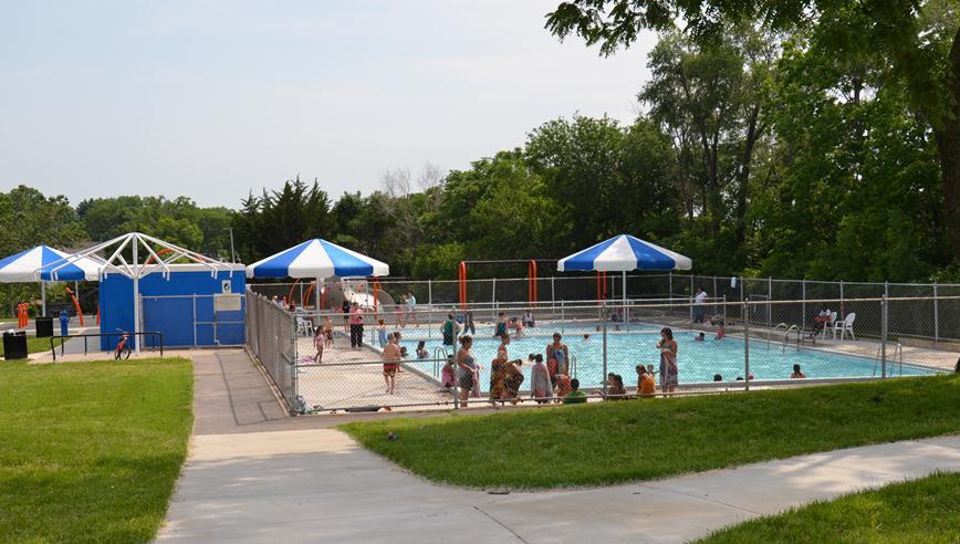 Jarboe Park Pool