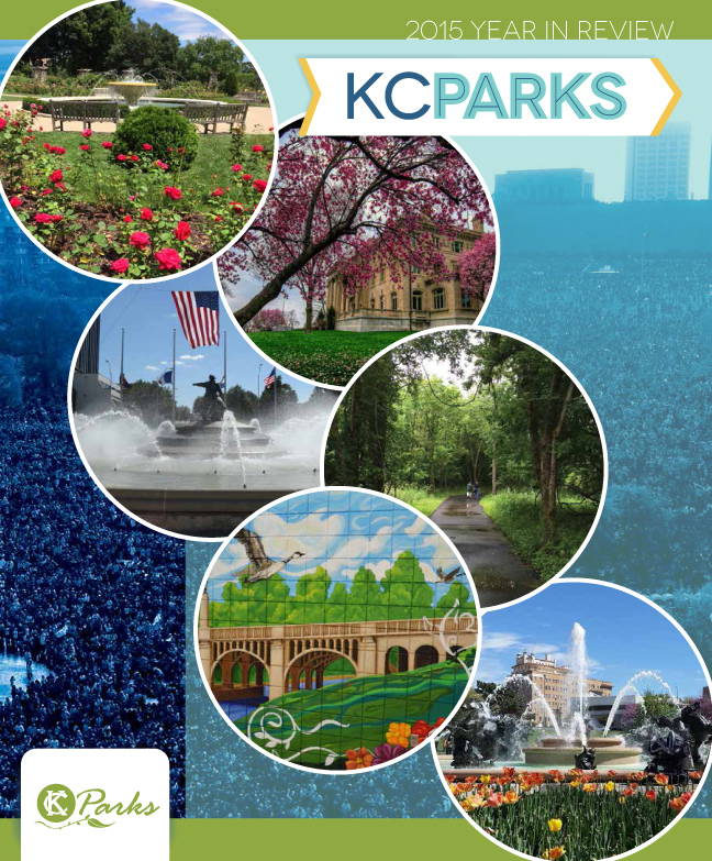 KC Parks 2015 Year in Review Now Available Online