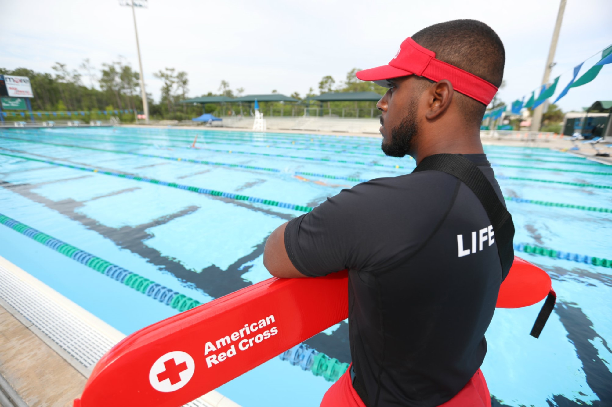 Lifeguard Training Class