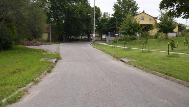 Montgall Avenue