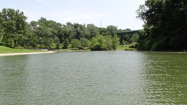 North Terrace Lake