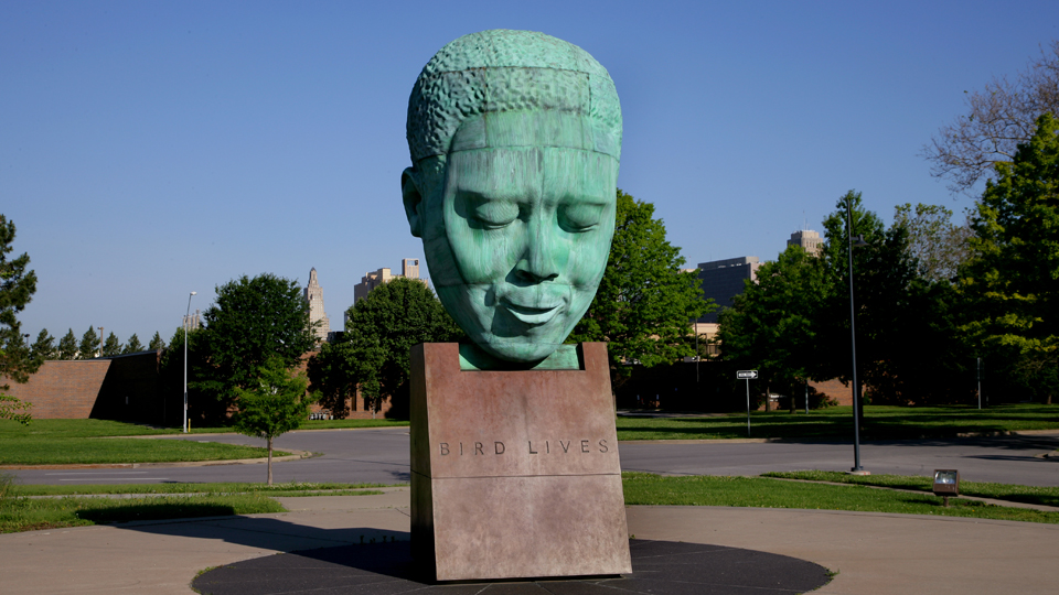 Charlie Parker Memorial – Bird Lives