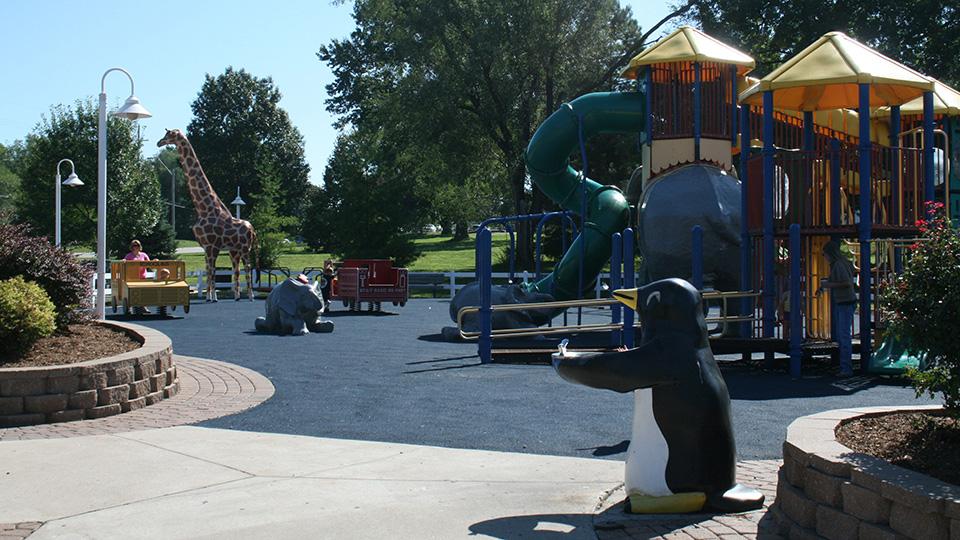 Penguin Park | Kansas City Parks