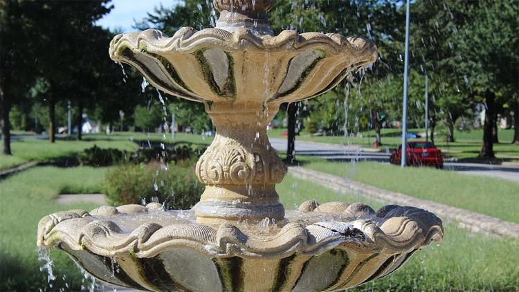 Harold D. Rice Fountain