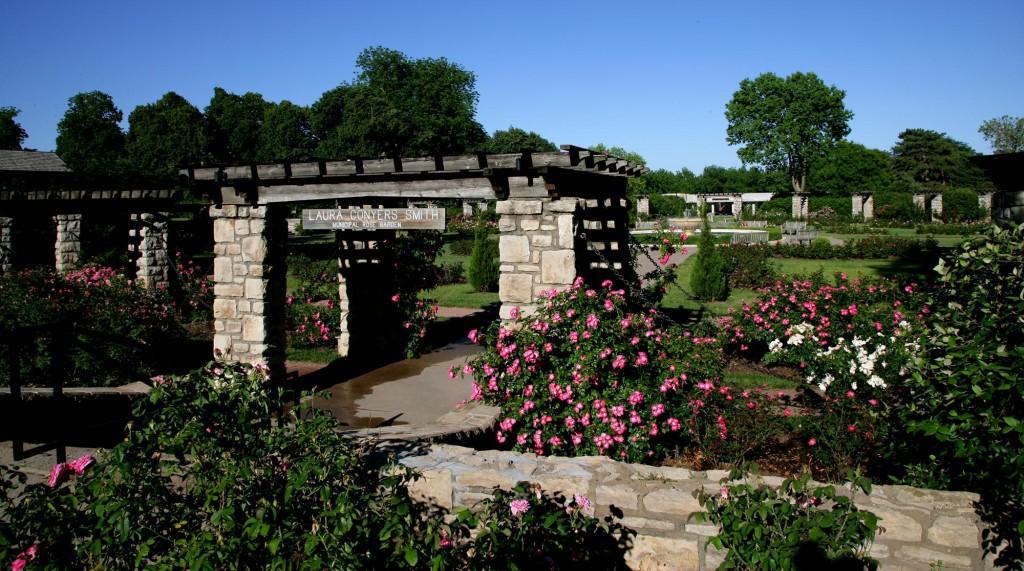 Loose Park Kansas City Parks