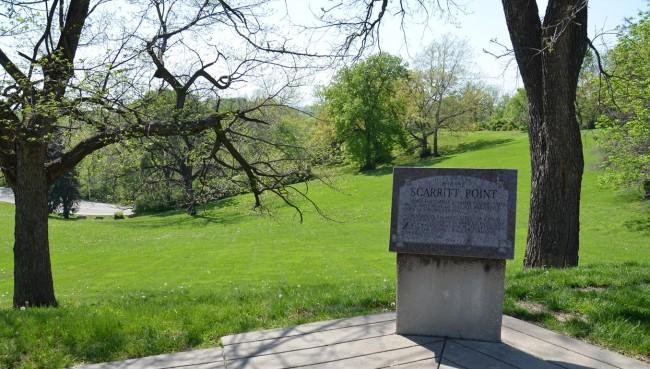 Scarritt Point Memorial