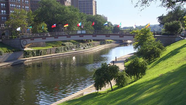Sister Cities International Bridge