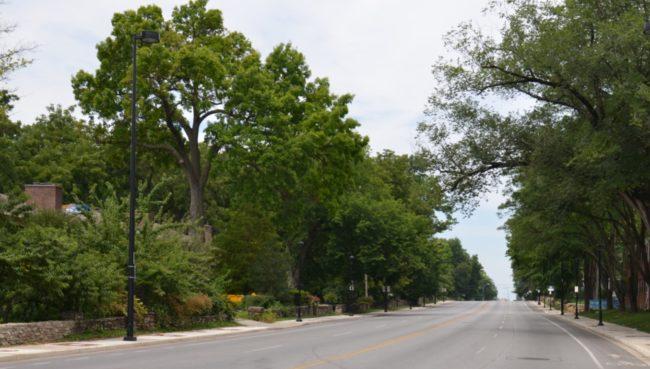 South Emanuel, Cleaver II Boulevard