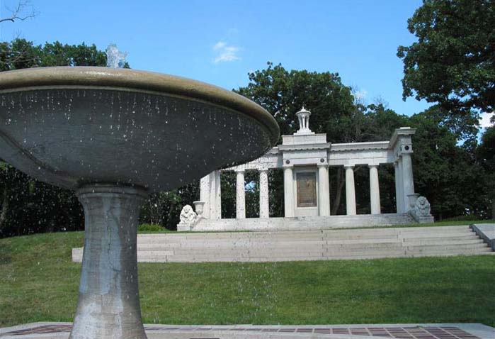 Thomas H. Swope Memorial Fountain