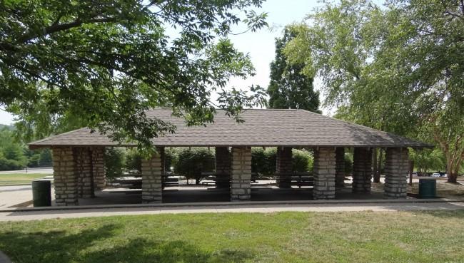 Swope Park Shelter 5