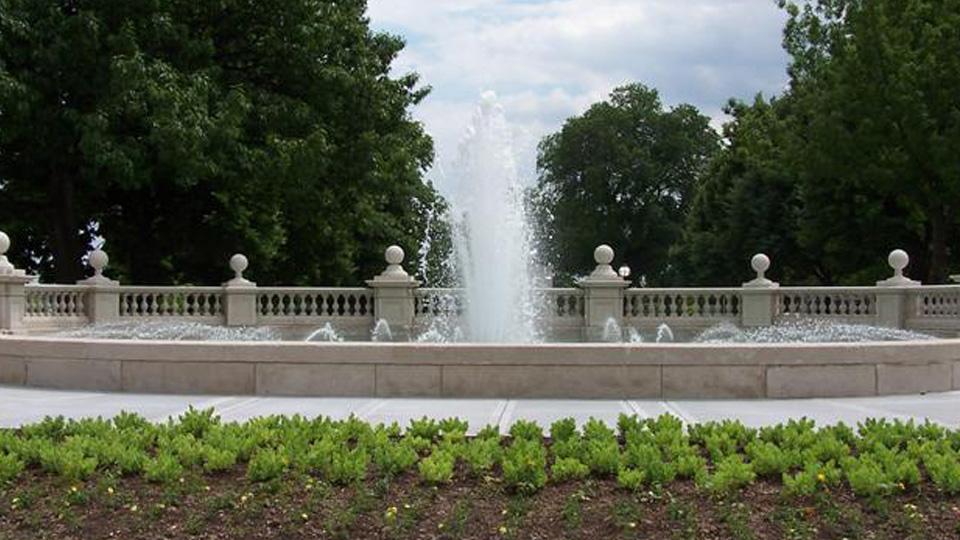 The Women's Leadership Fountain