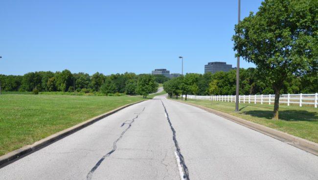Tiffany Springs Parkway