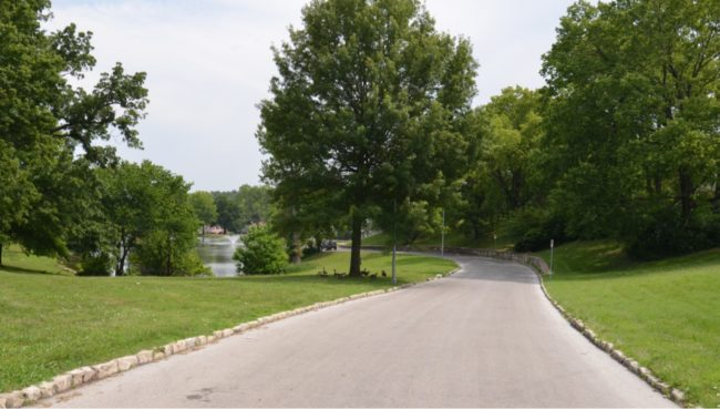 Troost Lake Drive