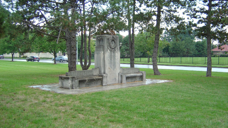 United Daughters Of The Confederacy Memorial