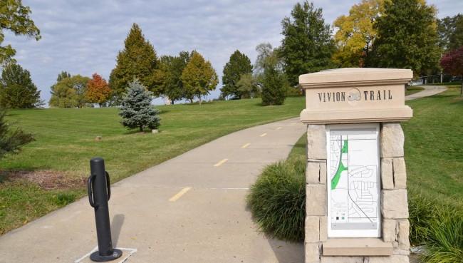 Vivion Road Trail