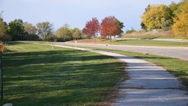 West Longview Parkway Trail
