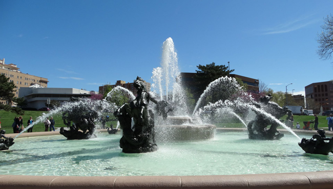 KC Parks Fountain Keepers