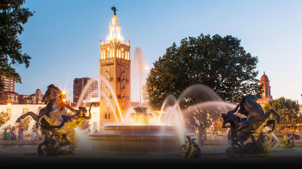 J.C. Nichols Memorial Fountain Receives New, Energy-Efficient Pump