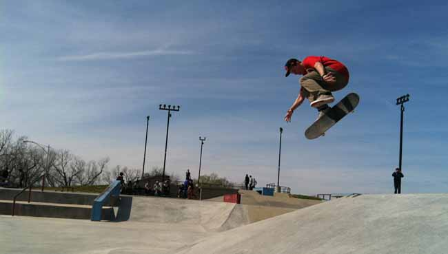Penn Valley Skate Park