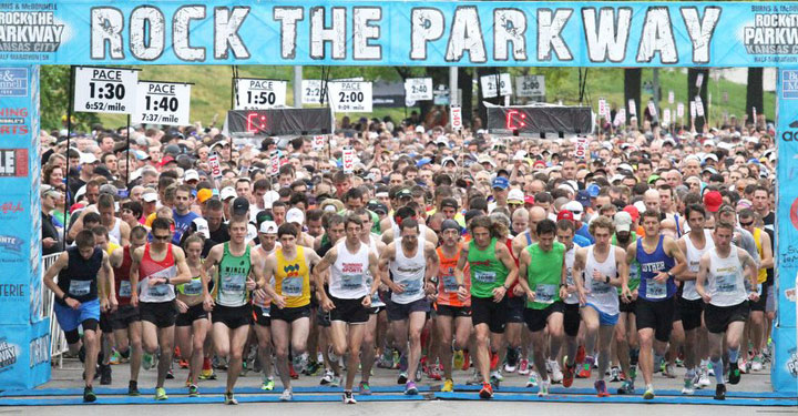 Rock the Parkway Impacts Ward Parkway Area Traffic